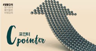 [열혈강의] C 포인터